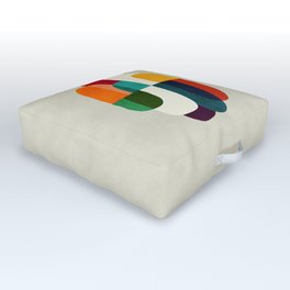 The Cure For Sleep Outdoor Floor Cushion