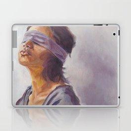 Left in the Dark Laptop & iPad Skin