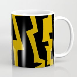 Thunder and abstraction 5-thunderbolt,thunder,storm,fire,ligthning,electric,rumble Coffee Mug