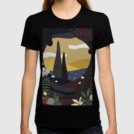 finding myself T-shirt
