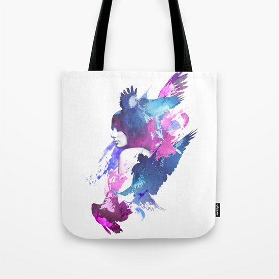 Bloody Fight Tote Bag