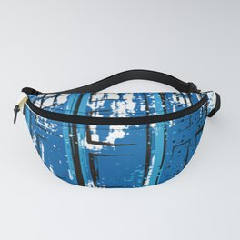 Police Public Call Box Doctor Who Fanny Pack