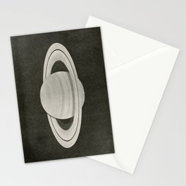 The Adolfo Stahl lectures in astronomy (1919) - Saturn Stationery Cards