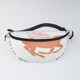 camp half blood logo Fanny Pack