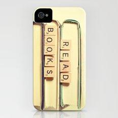 Read Books Slim Case iPhone (4, 4s)