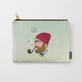 Soap bubble Hipster Carry-All Pouch