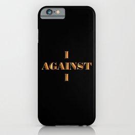 Jedi Mind - I Against I iPhone Case