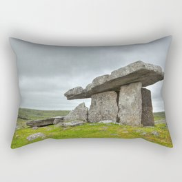 Poulnabrone Dolmen Rectangular Pillow