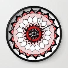 Mandala 2 Wall Clock