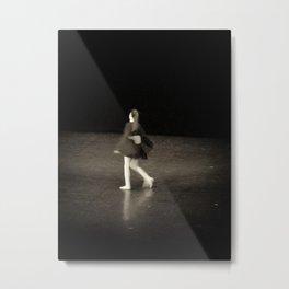 Profil de danse Metal Print