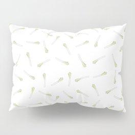 Leek Leek Leek Pillow Sham