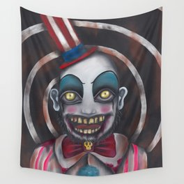 Don't you like Clowns? Wall Tapestry