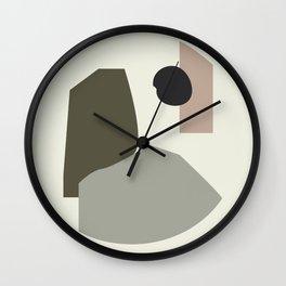 Shape study #35 - Lola Collection 2019 Wall Clock