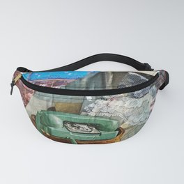 Making new neighbors feel at home Fanny Pack