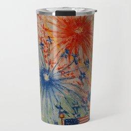 "Florine Stettheimer ""Fourth Of July"" Travel Mug"