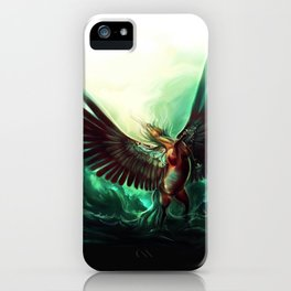 Pegasus iPhone Case