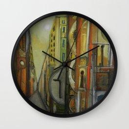Inconscio Wall Clock