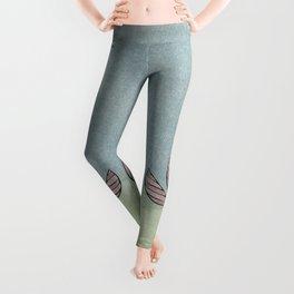 Green Shrieky Leggings