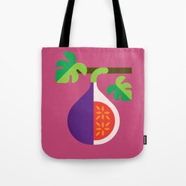 Fruit: Fig Tote Bag