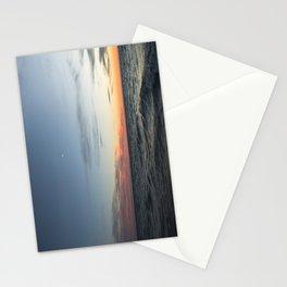 Lake Michigan Sunset Stationery Cards