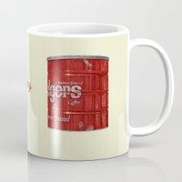 lebowski Mugs featuring The Lebowski Series: Donny by Bubblegun