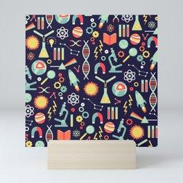 Science Studies Mini Art Print