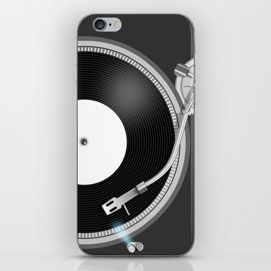 Ready to play! iPhone & iPod Skin