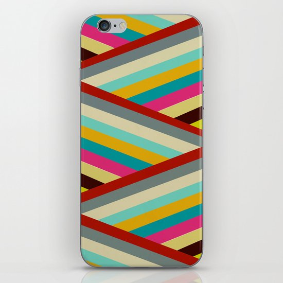 razzle iPhone & iPod Skin