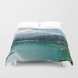 Glacier National Park II Duvet Cover