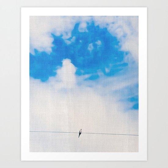Solitude Art Print