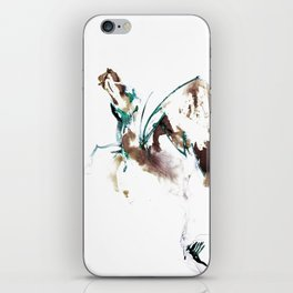 "Fantastic animals ""Ippogrifo"" iPhone Skin"