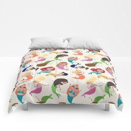 Baby Mermaids Comforters