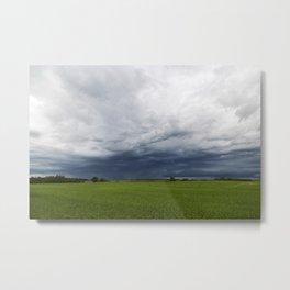 Approaching Storm 1 Metal Print