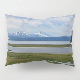 Pelican Creek - Yellowstone Lake Pillow Sham