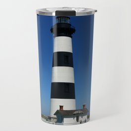Bodie Island Lighthouse Travel Mug
