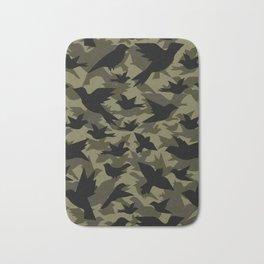 Bird Camouflage 4 Bath Mat