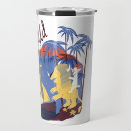 WILD RUMPUS Travel Mug