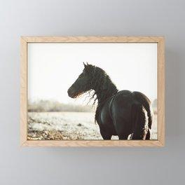 Klaas Framed Mini Art Print