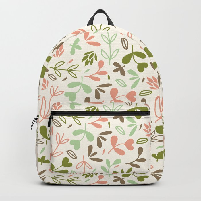 Colorful Lovely Pattern XIV Backpack