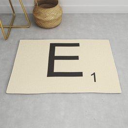 Scrabble E Rug