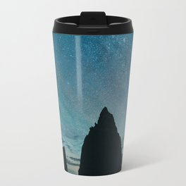 Milky Way night sky photography Travel Mug