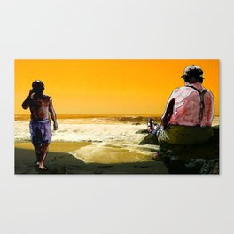 CALIMA Canvas Print