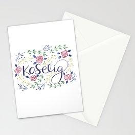 Koselig Stationery Cards