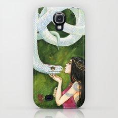 The White Snake Galaxy S4 Slim Case