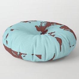 2020 Fall/Winter 08 Aquamarine Floor Pillow