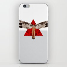 Wonder Wood Dream Mountains - Toys and Flavors iPhone & iPod Skin