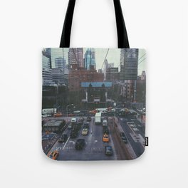 Traffic Tote Bag