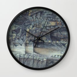 The Great Filter Wall Clock