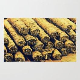 Cigars Rug