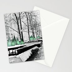 Christmas in Chicago Stationery Cards